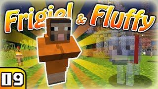 FRIGIEL & FLUFFY : Un Fluffy Fantôme ! | Minecraft - S7 Ep.09