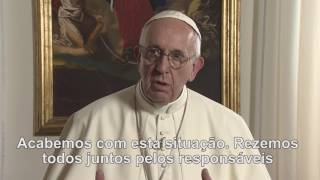 Papa confia as intenções de oração para Junho de 2017: Eliminar o Comércio de Armas