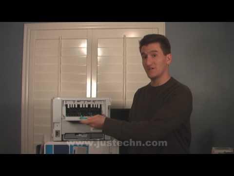 HP LaserJet P2035n Review