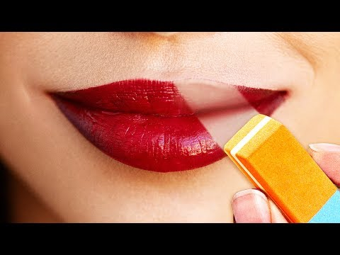 20 QUICK HACKS FOR BUSY GIRLS (видео)