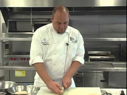 Knife Skills With The Chef's Academy: Practical Cuts