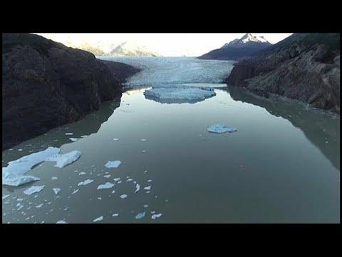 Χιλή: Συναγερμός από το λιώσιμο των παγετώνων