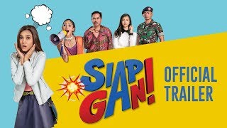 Video Official Trailer Siap Gan! | 13 September 2018 Di Bioskop MP3, 3GP, MP4, WEBM, AVI, FLV Desember 2018