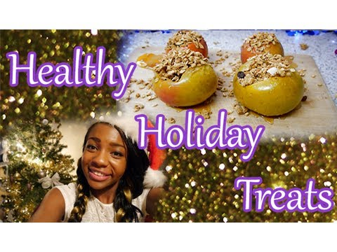 """Recipes for Quick & Healthy Holiday Treats: Part 2"" by StrawberryRipples & STYLEmeFIT"