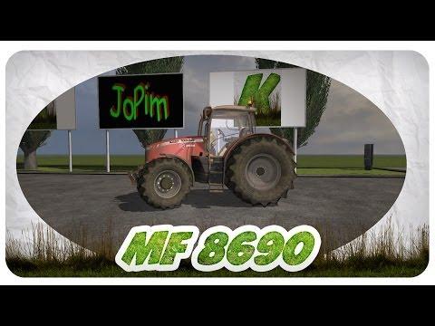 Massey Ferguson 8690 v4.0 MR