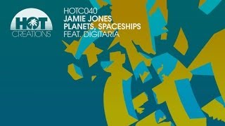 Download Lagu 'Planets, Spaceships' feat. Digitaria - Jamie Jones Mp3