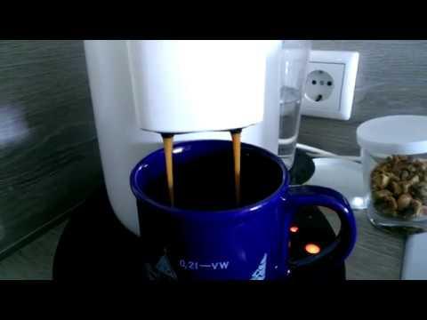 Senseo Kaffeepad selber machen ( schnell )