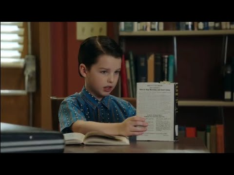Young Sheldon compilation part 3   Best of Young Sheldon.