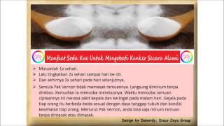 Manfaat Soda Kue Untuk Mengobati Kanker Secara Alami