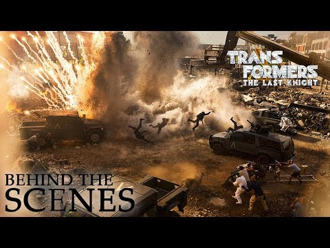 TRANSFORMERS: THE LAST KNIGHT | The Packard Plant | Official Behind the Scenes