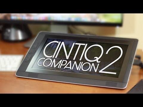 WACOM: Cintiq Companion 2 - Review & Unboxing