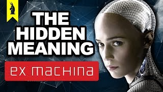 Hidden Meaning In EX MACHINA Earthling Cinema