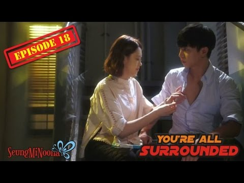"You're All Surrounded Episode 18 - Cut ""Band-aid Romance""  & BTS"