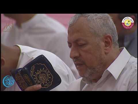 صلاة العشاء والتراويح بجامع الامام محمد بن عبد الوهاب يوم الاثنين 3 رمضان 1438 هجريا