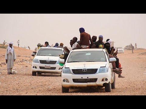 Νίγηρας: Χιλιάδες μετανάστες αναζητούν τρόπο να περάσουν στην Ευρώπη…