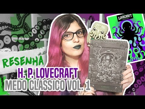 H. P. LOVECRAFT - VOL.1 (Darkside Books) | Poison Books
