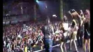 Beyonce Celebrating In Ethiopia @ Concert