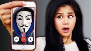 Breaking Into The Hackers Iphone And Exploring Abandoned Mystery Evidence  Youtube Hacker Facetime