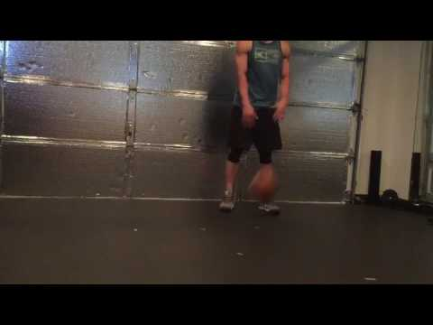 Dribble drill (difficulty 5/10)