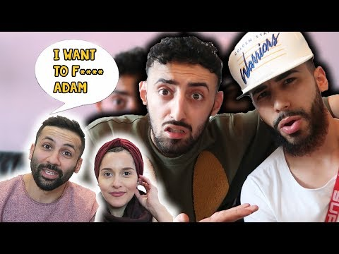 Dina Tokio's Husband Calls Out Adam Saleh...