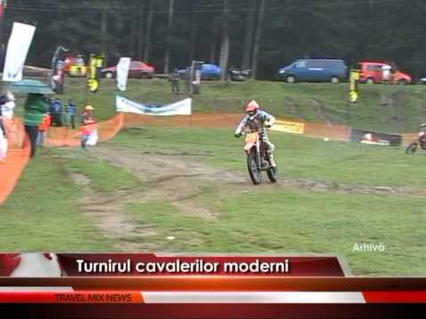 Turnirul cavalerilor moderni, cel mai mare festival de endurocross – VIDEO