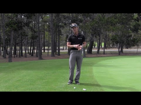 Junior Golf Tip: Chipping Secret