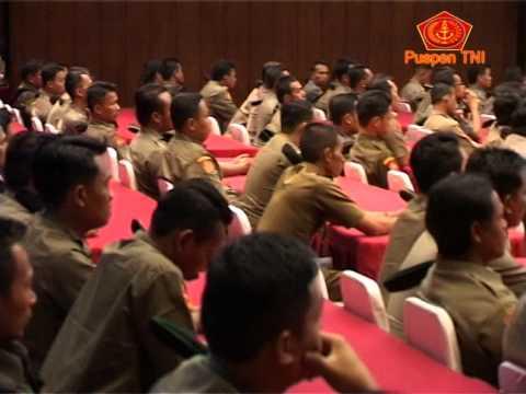 Panglima TNI : Sinergitas TNI dan Banser Terjalin Sangat Baik