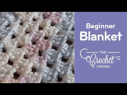 Sugar & Shine Granny Square Baby Afghan - Baby's First Afghan