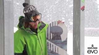 2013 CAPiTa TFA Snowboard Review