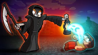 Transform into GRIM REAPER in Crazy Craft! (Minecraft)