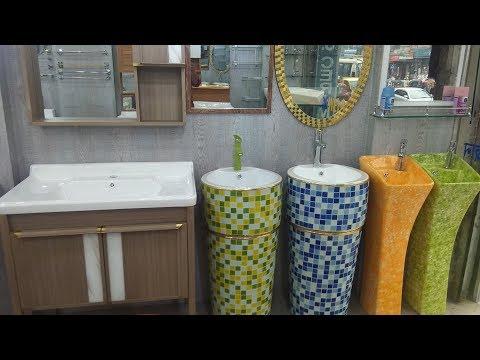 নতুন ডিজাইনের বক্স বেসিন ও সিরামিক বেসিনের দাম//Box Basin & Ceramic Basin Price
