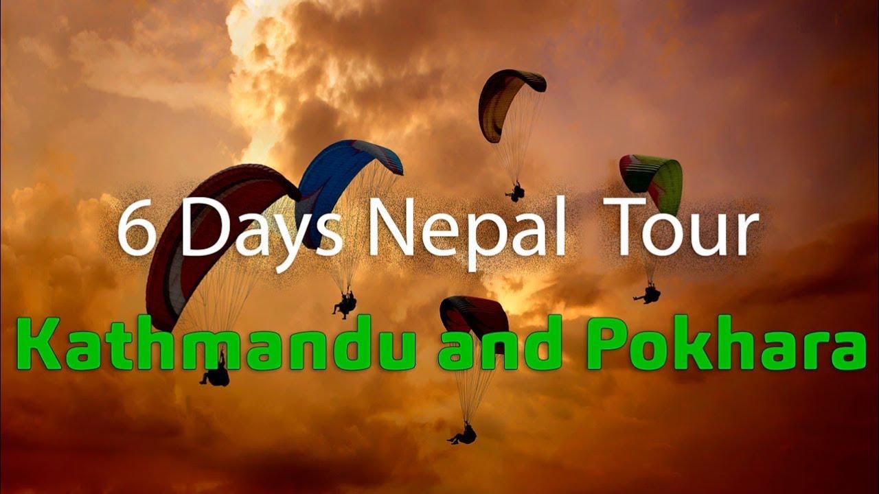 Kathmandu Pokhara Tour Video