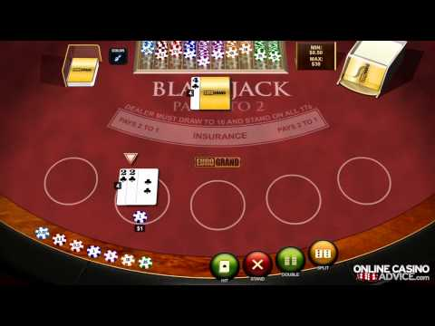 Blackjack Player Decisions – OnlineCasinoAdvice.com