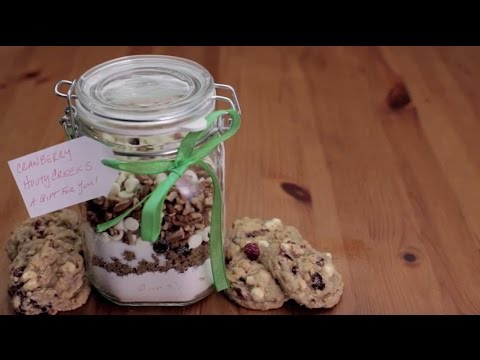 Christmas Cookie Recipes – How to Make Cranberry Hootycreeks