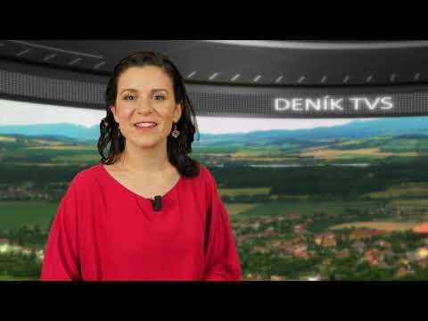 TVS: Deník TVS 10. 11. 2017