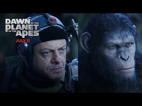 Dawn of the Planet of the Apes (Featurette 'Ape Evolution')
