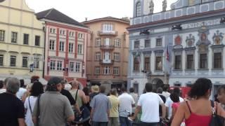Video náměstí živě