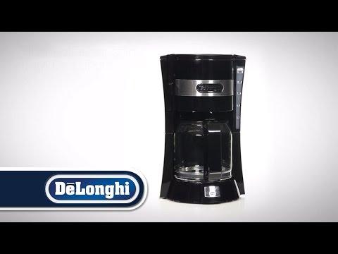 De'Longhi Filter Coffee Machines - ICM15210 ICM15240 ICM15250