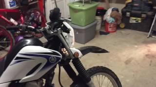 4. 2009 Yamaha xt250