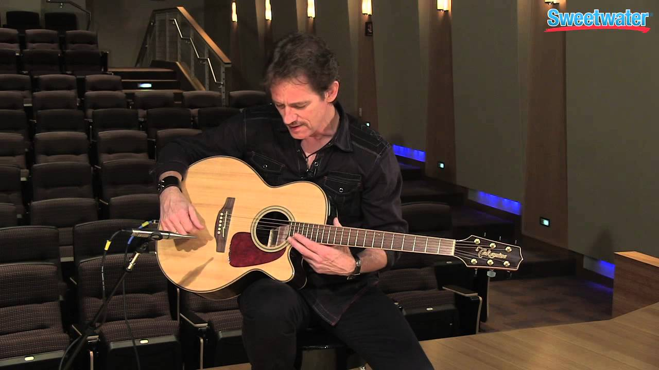 Takamine GN93CE NEX Acoustic-electric Guitar Demo – Sweetwater Sound