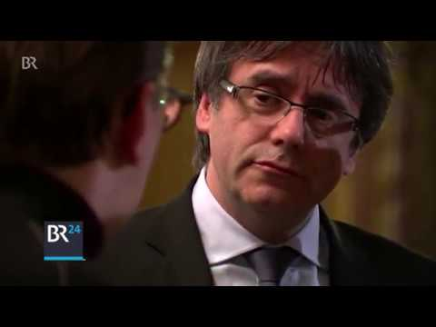 Nach Festnahme: Carles Puigdemont in der JVA Neumünst ...