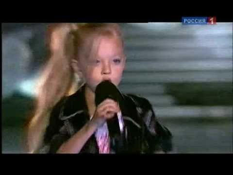 8letá zpívá I Love Rock'N'Roll