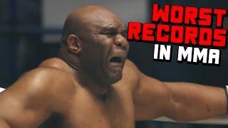 Video The Worst MMA Records Ever MP3, 3GP, MP4, WEBM, AVI, FLV Oktober 2018