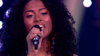 Sherefa Yorks met Halo | So You Think You Can Sing