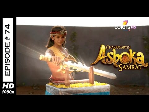 Chakravartin Ashoka Samrat - 14th May 2015 - चक्रवतीन अशोक सम्राट - Full Episode (hd)