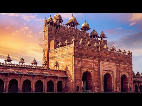 Video Buland Darwaza Fatehpur Sikri Full Tour download in MP3, 3GP, MP4, WEBM, AVI, FLV January 2017
