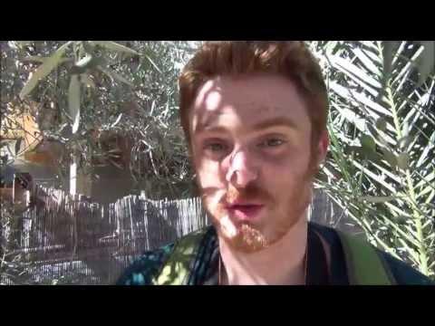 VIDEO: Eating Druze Cuisine in Haifa