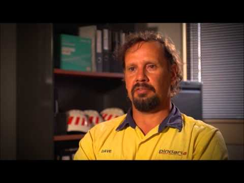 2012 Ethnic Business Awards Finalist – Indigenous in Business Category – David Pidek – Pindari WA
