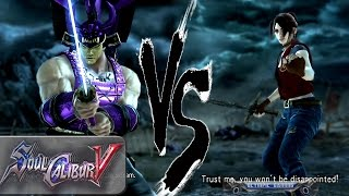 SoulCalibur V replay of The Red Lupus (Z.W.E.I.) going up against CLAIRE REDFIELD (Leixia)! → SOCIAL MEDIA↓ Twitter: https://twitter.com/AKumahMatata ...