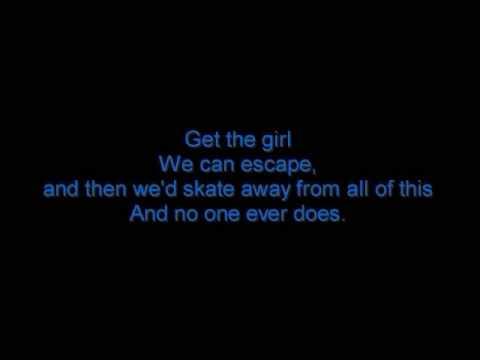 Something Corporate - Straw Dog (with Lyrics)